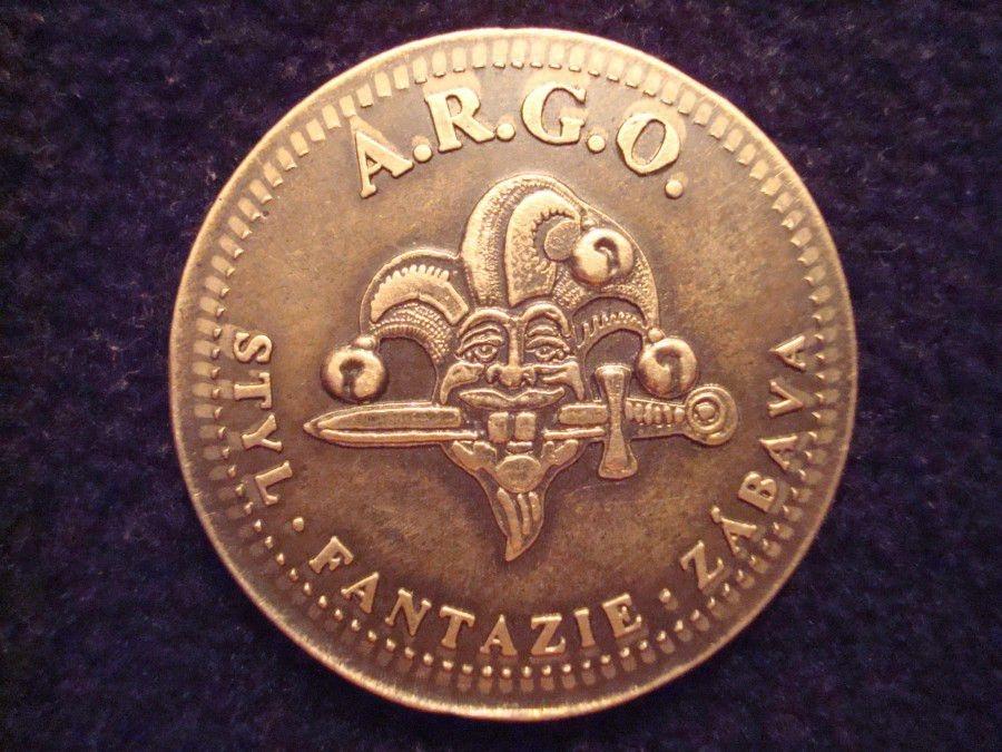 Ražba pamětních medailí